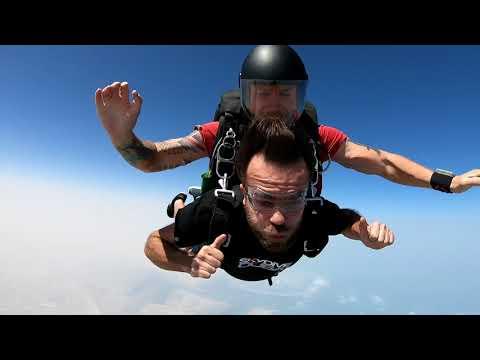 Skydive Dubai Experience!!! | #Skydivedubai