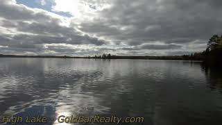 High Lake Video 1
