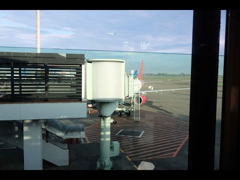 Flight Experience Batik Air ID7153 Jakarta (CGK) - Singapore (SIN)