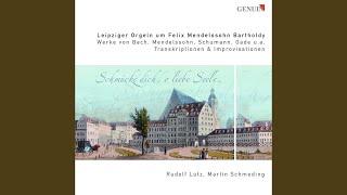 """Gottes Zeit ist die allerbeste Zeit, BWV 106, """"Actus tragicus"""" (arr. R. Lutz) : Sonatina: III:..."""