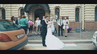 Свадебное видео. Кирилл и Анна. 7 июля 2015