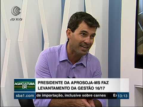 LEVANTAMENTO GESTÃO APROSOJA/MS 2016 17 - 27/11/2017