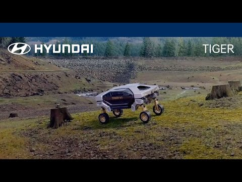 See what an Ultimate Mobility Vehicle can do | TIGER | Hyundai
