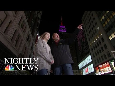 Musical Father-Daughter Duo To March In Macy's Thanksgiving Parade | NBC Nightly News