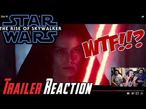 "Star Wars: Rise of Skywalker D23 ""Dark Rey"" - Angry Reaction!"