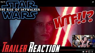 "Star Wars: Rise of Skywalker D23 ""Dark Rey"" - Angry Reaction!"