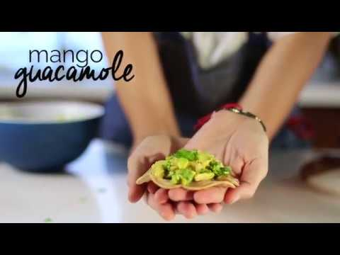 MANGO-GUACAMOLE 🥑🥑
