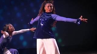 Stacy J & Unified Praise Dance Company ┃Gracefully Broken - Tasha Cobbs