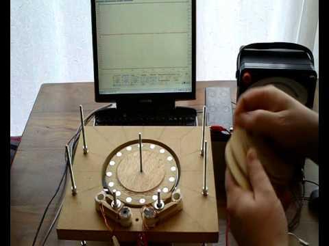permanent magnet alternator pma test rig vawt youtube. Black Bedroom Furniture Sets. Home Design Ideas