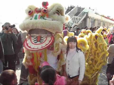 1111 Record Breaking Dragon & Lion Dance Extravaganza. Guinness World Record. Hong Kong Part-2