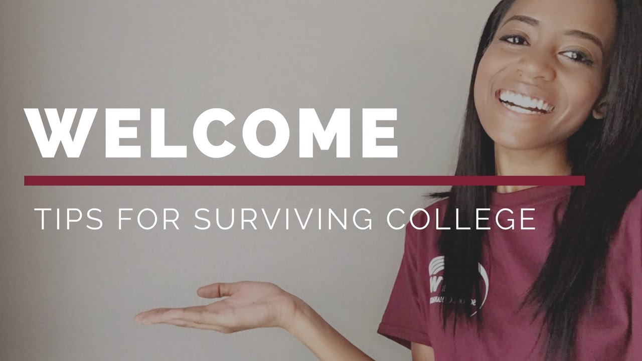 surviving college tips We recently asked members of the buzzfeed community and a few mental health experts to share the best ways to handle anxiety in college and they had some really great tips whether you suffer from overwhelming stress or generalized anxiety disorder (gad), college can be a truly terrifying place.
