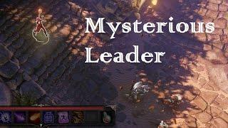 Ep001 Tactician Playthrough Divinity: Original Sin enhanced edition Mysterious leader