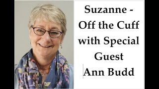 Gambar cover Suzanne - Off the Cuff with Ann Budd