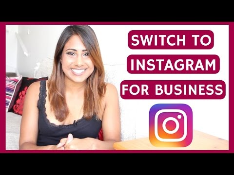 How To Create Instagram Business Account From Personal Page & Why Should You Do It? VEENA V