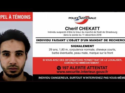 شريف شيكات.. المطلوب الأول في فرنسا للاشتباه بتنفيذه هجوم ستراسبورغ  - نشر قبل 1 ساعة
