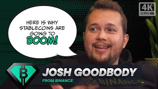 Binance Exchange - Josh Goodbody: Is Brexit Good for Crypto? Stablecoins, DEX & Binance coin (BNB)!!