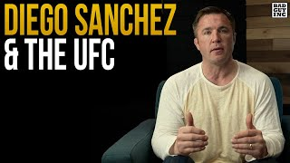 The UFC did EVERYTHING right by Diego Sanchez...