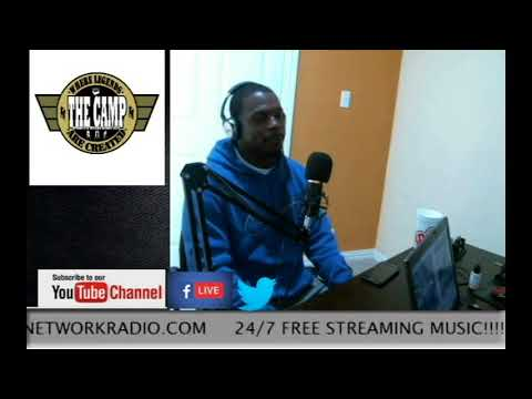 903 NETWORK RADIO -  BOSS Parker interview- We discuss new music, ishine, and the Battle of the Axe!
