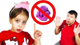 Даша и Правила Поведения для Родителей Весёлые правила