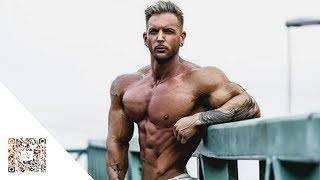 GET UP AND TRAIN 💪🏻🔥 - Aesthetic Fitness Motivation