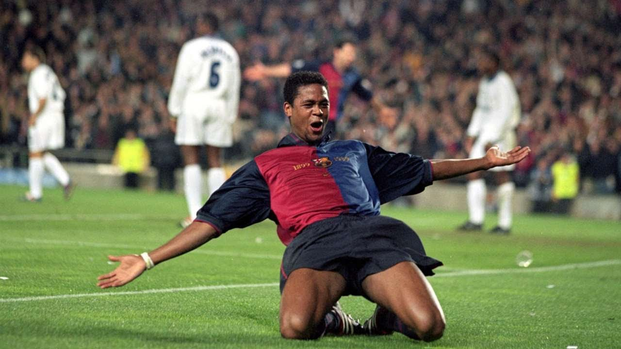Download Patrick Kluivert ● The Panther ● SKILLS & GOALS ➥ HD