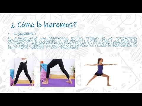 Yoga doble vuelta con Apoyos fijos-F/ácil de Llevar