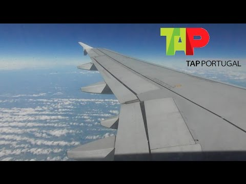 TAP Portugal Airbus A320-214 | London Gatwick to Lisbon *FULL FLIGHT*