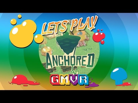 Anchored - Floating Island Survival Game