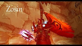 Zosin 70 Enhancement Shaman PvP // WoW \\ Burning Crusade