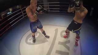 GYM23 Heimgala II - David Tóth vs. Richard Olea | ROUND 1