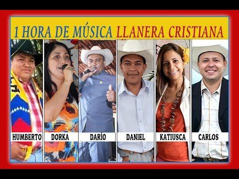 1 HORA DE MUSICA LLANERA CRISTIANA (H-Estudio)