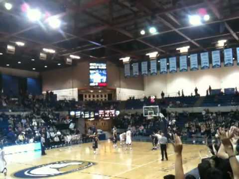 UC Davis vs UC Irvine (Big West Conference Game 2011) - Double Overtime