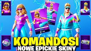 * NEW * EPIC SKINS-TRAINING TERRORIST AND COMMANDO! BUY OR NOT TO BUY? | Fortnite