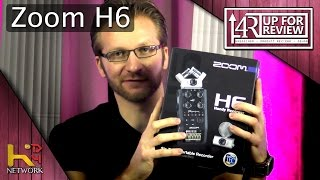 What's The Best & Most Portable Audio Recorder? The Zoom H6!! (Unboxing)