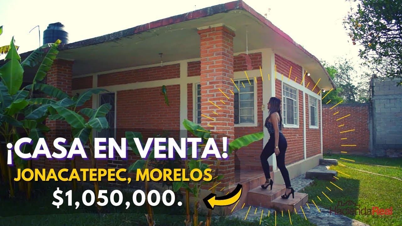 Download ¡¡VENDIDA!! SE VENDE HERMOSA CASA 🏡 EN JONACATEPEC MORELOS. PRECIO $1,050,000.