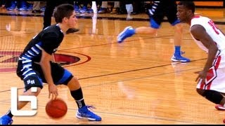 Repeat youtube video Can YOU GUARD Ridge Shipley? SICK Handles & One Of The Best PG You've Never Heard Of?