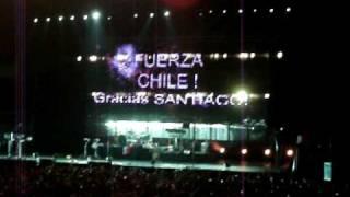 A-HA  . take on me.ultimo concierto.CHILE