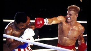 Fight Night Round 4: Apollo Creed vs Ivan Drago (Rocky IV)