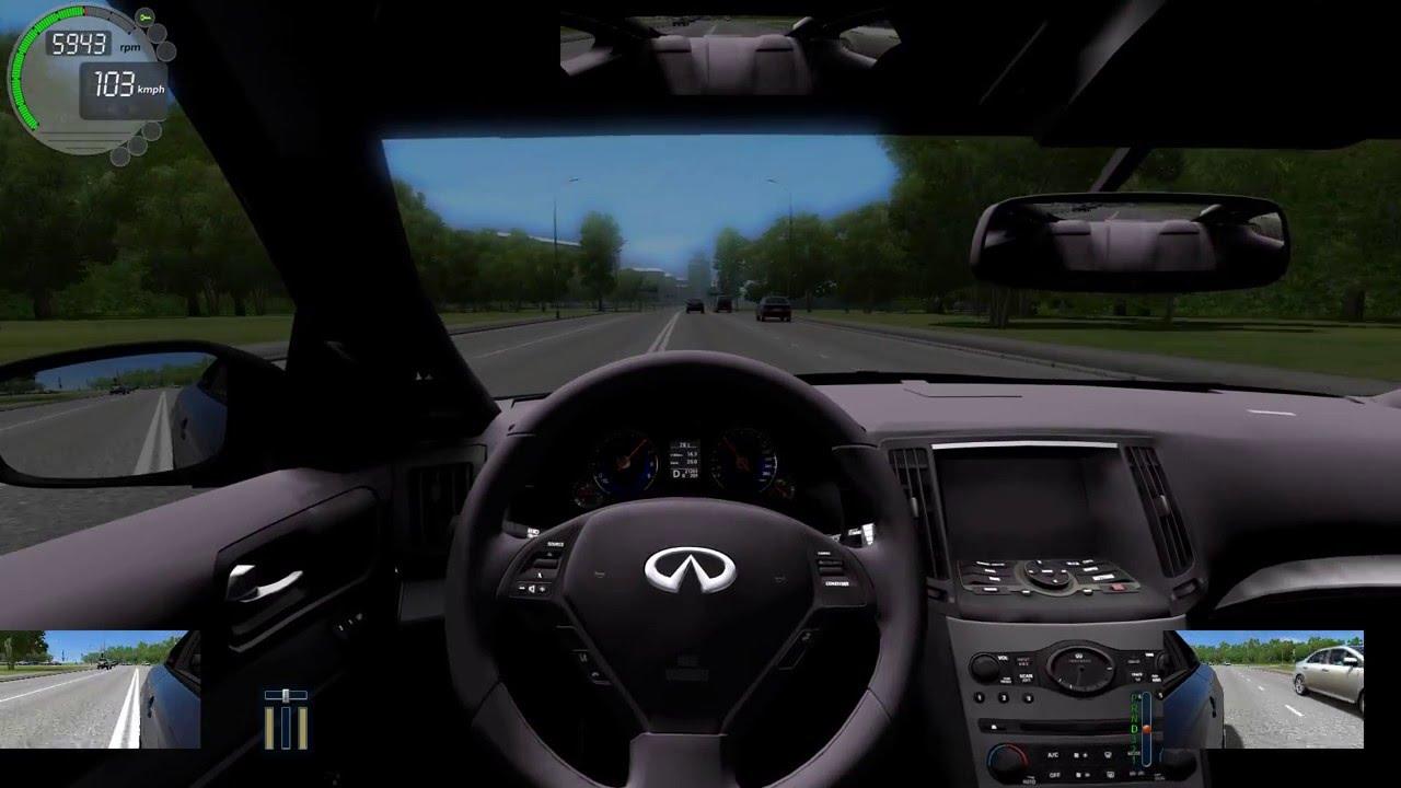 Infiniti g37 car and driver