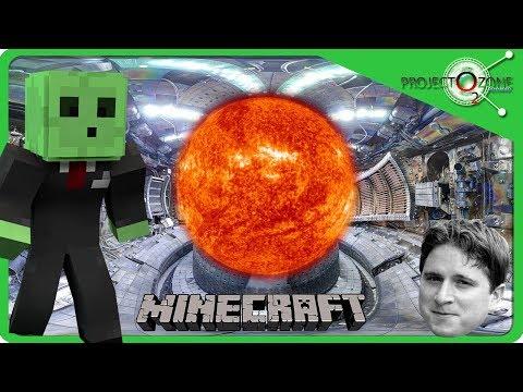 Le Esplosioni BELLE! Minecraft Project Ozone 2 E101