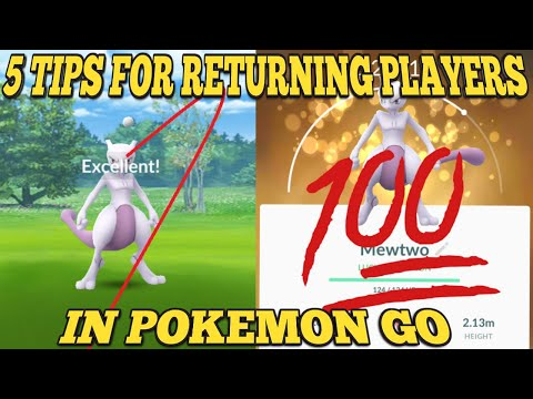 5 Tips And Tricks Every Returning Player To Pokemon Go Should Know!