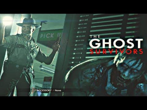 Resident Evil 2 Remake - Ghost survivors DLC No Way Out Walkthrough (PS4 Pro) Final Mode