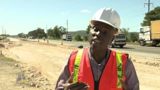 JIS Mandela Highway Widening and Improvement - February 3, 2017
