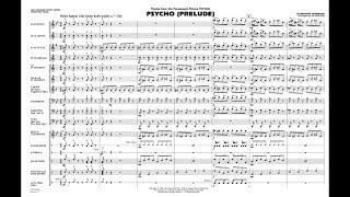 Psycho Prelude by Bernard Herrmann/arr. Jay Bocook