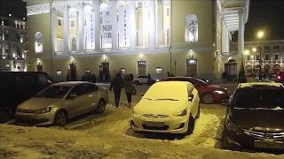 Смотреть видео Александринский театр. Санкт-Петербург.2019 онлайн