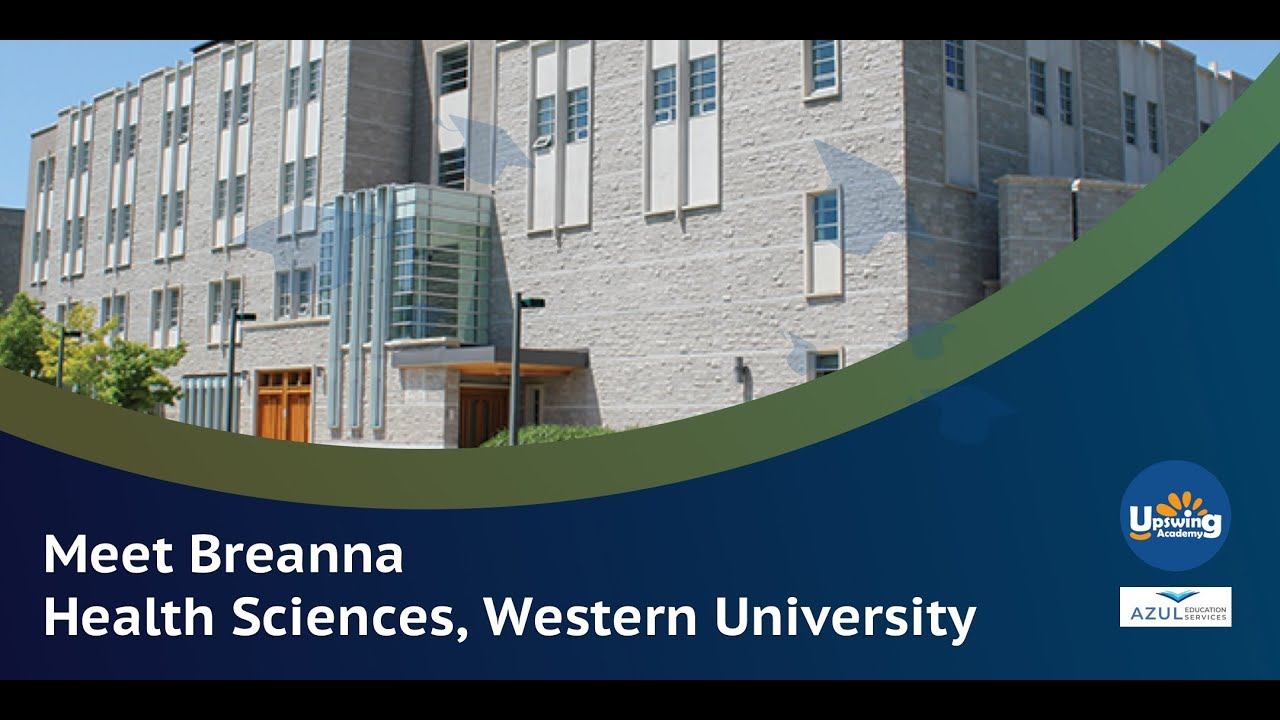 Meet Breanna, Health Sciences @ Western University