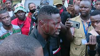 Bobi Wine denied lodging, spends night in Migyera