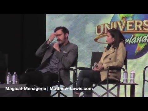 Celebration of Harry Potter Cast Q&A #1 - January 30 2016