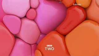 27 September 2018 - BBC2 ident crossover