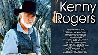Kenny Rogers Greatest Hits Full Album -  Best Classic Legend Country Songs By Kenny Rogers
